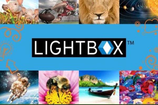 Image result for follett lightbox logo